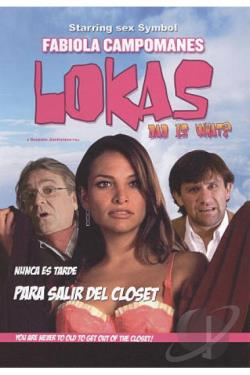 Lokas DVD Cover Art