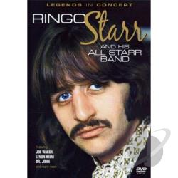 Most Famous Hits: Ringo Starr and His All-Starr Band DVD Cover Art