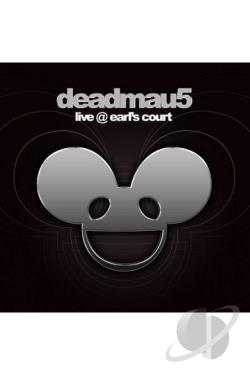 Deadmau5: Live @ Earl's Court DVD Cover Art