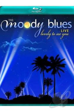 Moody Blues - Lovely To See You - Live BRAY Cover Art