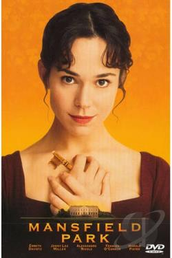 Mansfield Park DVD Cover Art