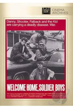 Welcome Home, Soldier Boys DVD Cover Art