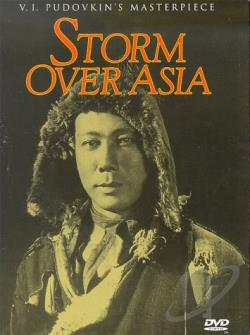 Storm Over Asia DVD Cover Art