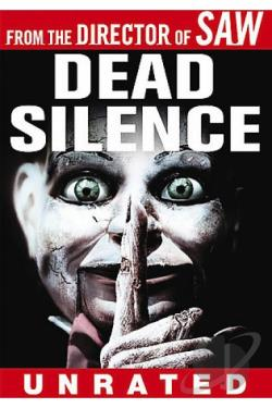 Dead Silence DVD Cover Art
