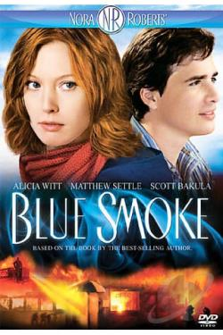 Blue Smoke DVD Cover Art