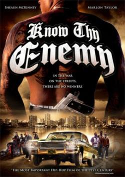 Know Thy Enemy DVD Cover Art