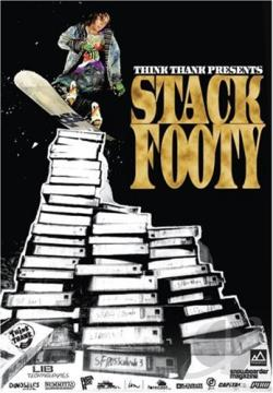 Stack Footy DVD Cover Art