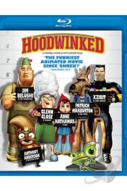 Hoodwinked BRAY Cover Art