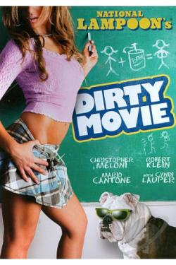Dirty Movie DVD Cover Art