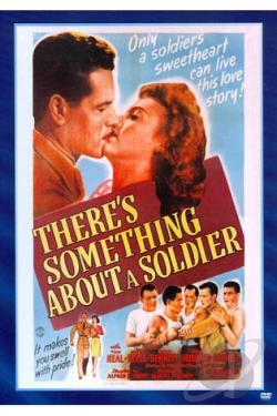 There's Something About a Soldier DVD Cover Art