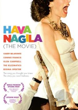 Hava Nagila (The Movie) DVD Cover Art