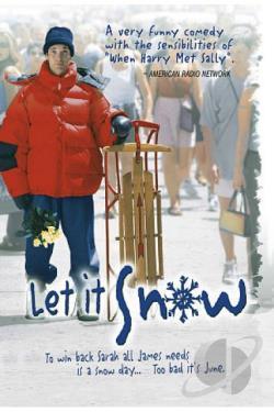 Let it Snow DVD Cover Art