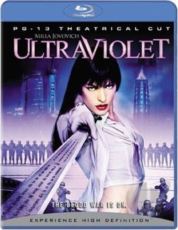 Ultraviolet BRAY Cover Art