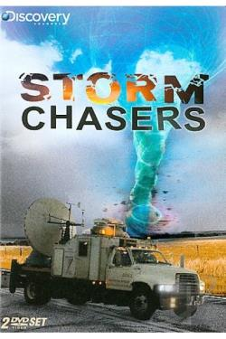 Storm Chasers DVD Cover Art
