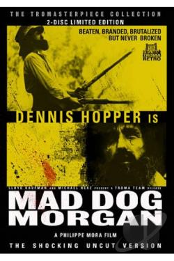 Mad Dog Morgan DVD Cover Art
