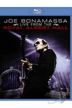 Joe Bonamassa: Live from the Royal Albert Hall BRAY Cover Art