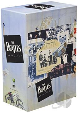Beatles Anthology DVD Cover Art