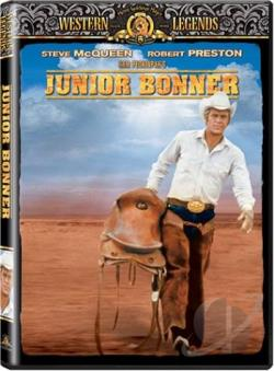 Junior Bonner DVD Cover Art