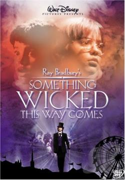 Something Wicked This Way Comes DVD Cover Art