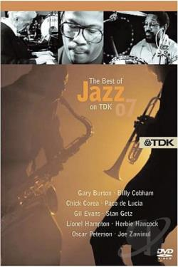 Best of Jazz Music on TDK '07 DVD Cover Art