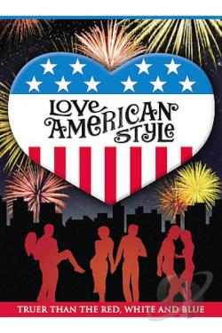 Love American Style Season 1, Volume 2 DVD Cover Art