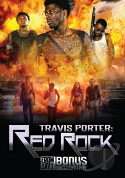 Travis Porter: Red Rock/From Day 1 DVD Cover Art