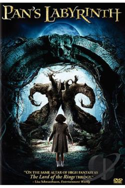 Pan's Labyrinth DVD Cover Art