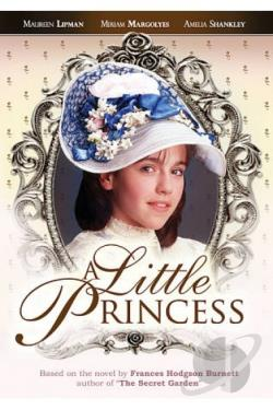 Wonderworks - A Little Princess DVD Cover Art