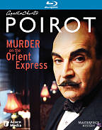 Poirot: Murder on the Orient Express BRAY Cover Art