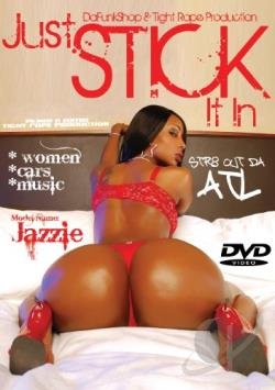 Just Stick It In DVD Cover Art