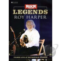 Classic Rock Magazine Legends: Roy Harper DVD Cover Art