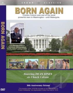 Born Again DVD Cover Art