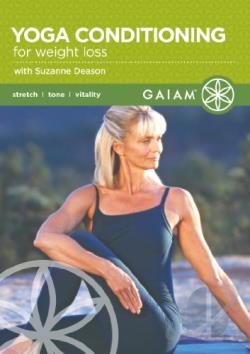 Yoga Conditioning for Weight Loss DVD Cover Art
