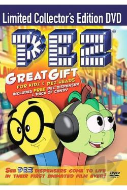 Pez DVD Cover Art