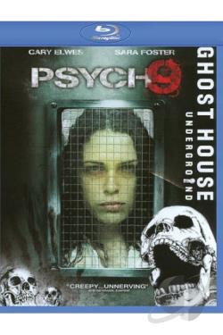 Psych: 9 BRAY Cover Art
