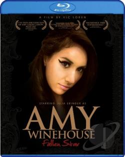 Amy Winehouse: Fallen Star BRAY Cover Art