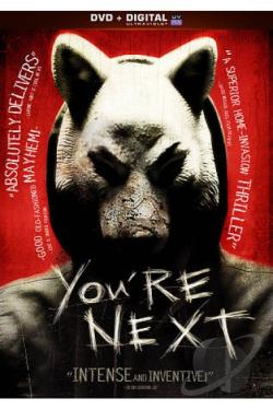 You're Next DVD Cover Art
