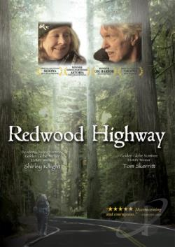 Redwood Highway DVD Cover Art