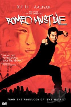 Romeo Must Die DVD Cover Art