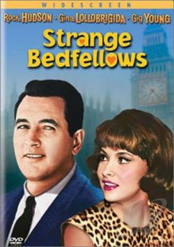 Strange Bedfellows DVD Cover Art