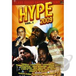 Hype 2009: Vol. 1 DVD Cover Art