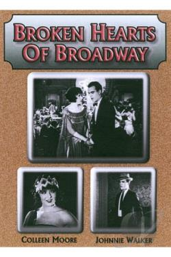 Broken Hearts of Broadway DVD Cover Art