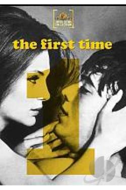 First Time DVD Cover Art