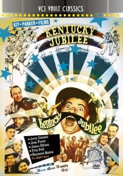 Kentucky Jubilee DVD Cover Art