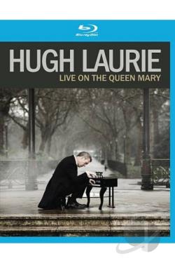 Hugh Laurie: Live on the Queen Mary BRAY Cover Art