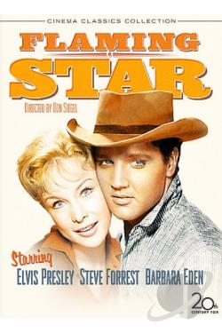 Flaming Star DVD Cover Art