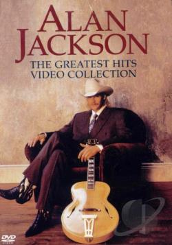 Alan Jackson - The Greatest Hits Video Collection DVD Cover Art