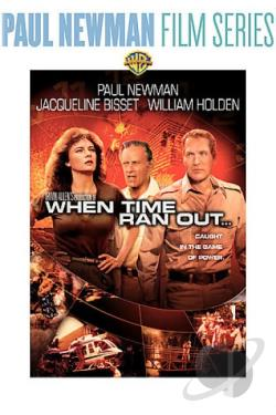 When Time Ran Out... DVD Cover Art