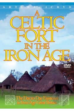 Celtic Fort In The Iron Age DVD Cover Art