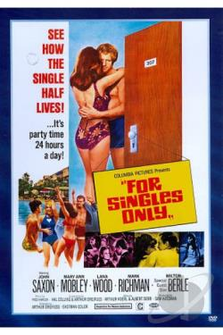 For Singles Only DVD Cover Art